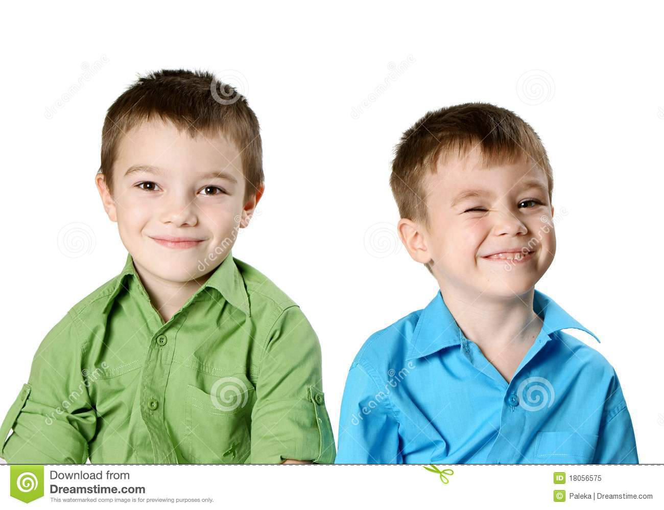 Two boys stock image. Image of white, elegant, blue ...