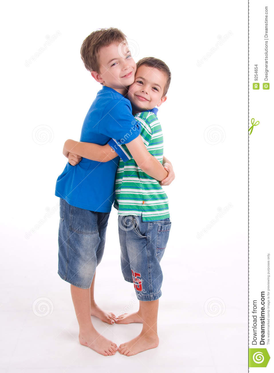 Teenage Friends Hugging Each Other Stock Photo - Image of