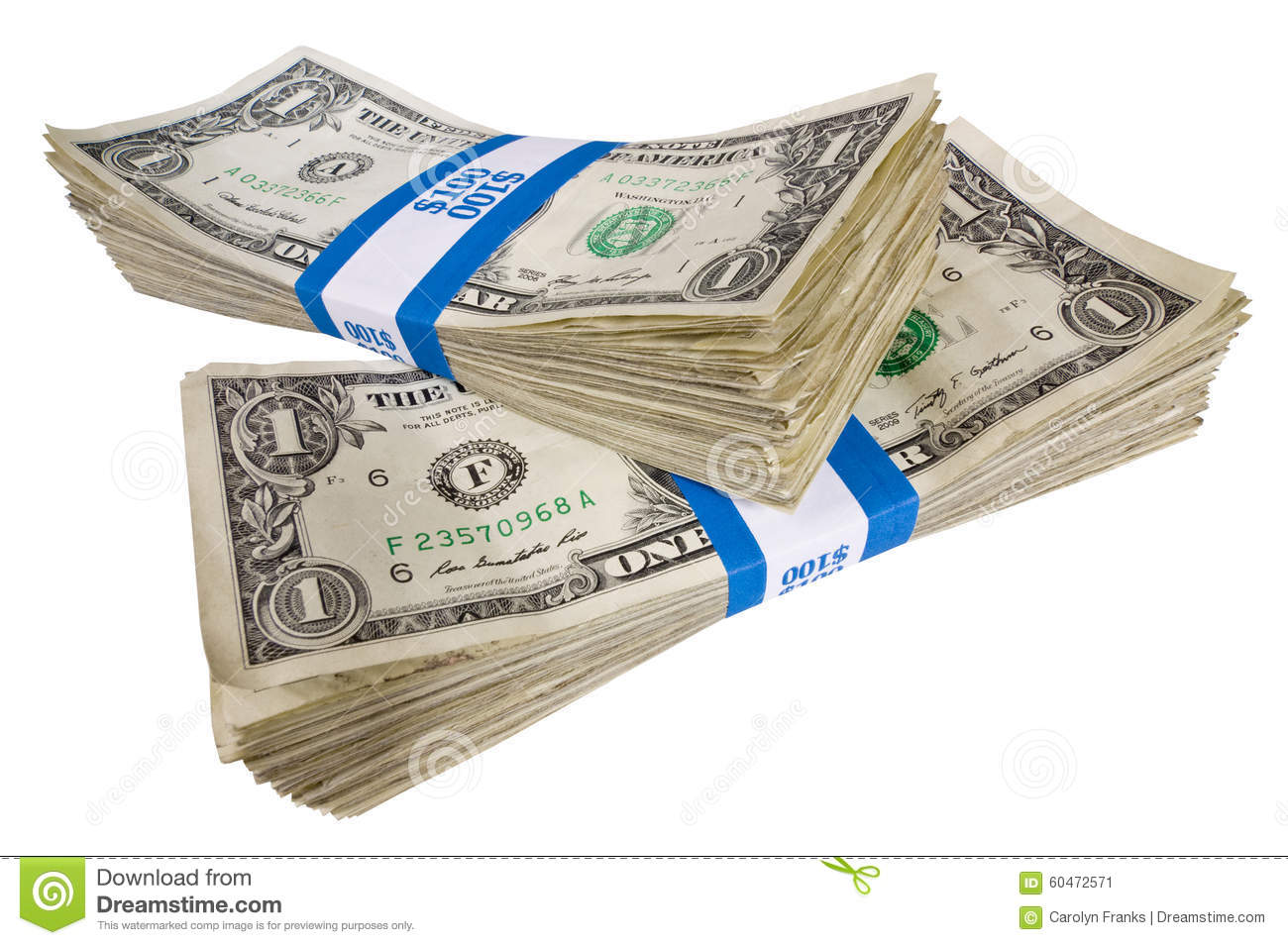 Generous Hundred Dollar Bill Business Cards Gallery - Business ...