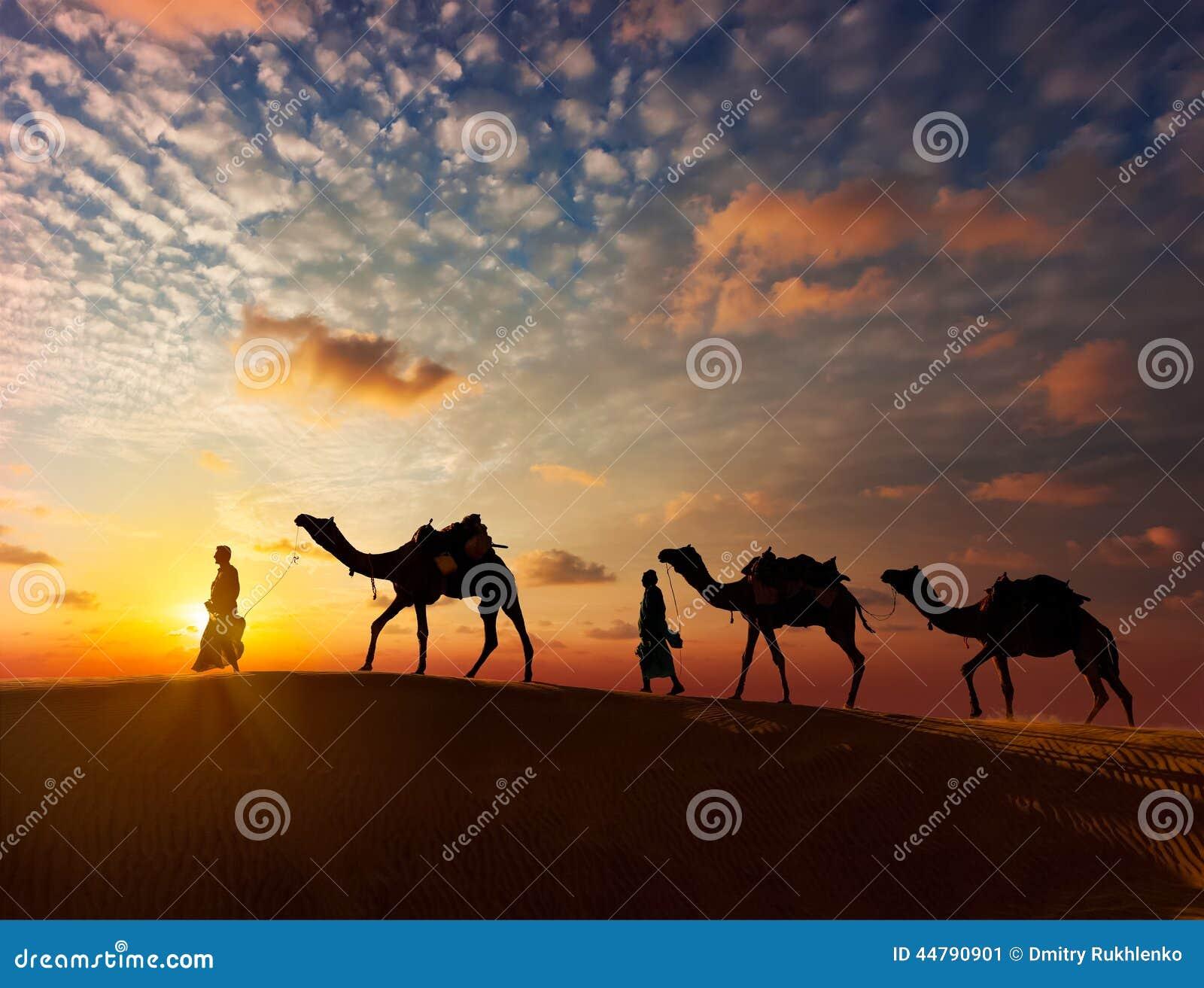 top thar desert sunset - photo #1