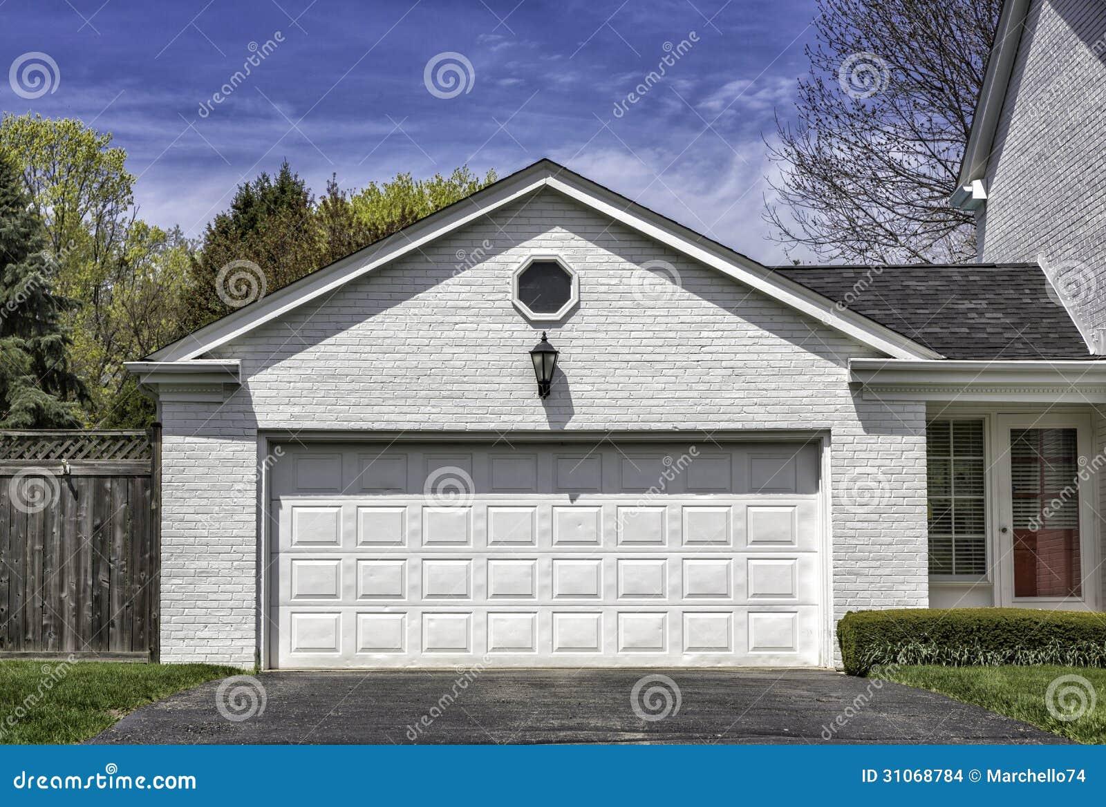 two car wooden garage stock photo image of panel old. Black Bedroom Furniture Sets. Home Design Ideas