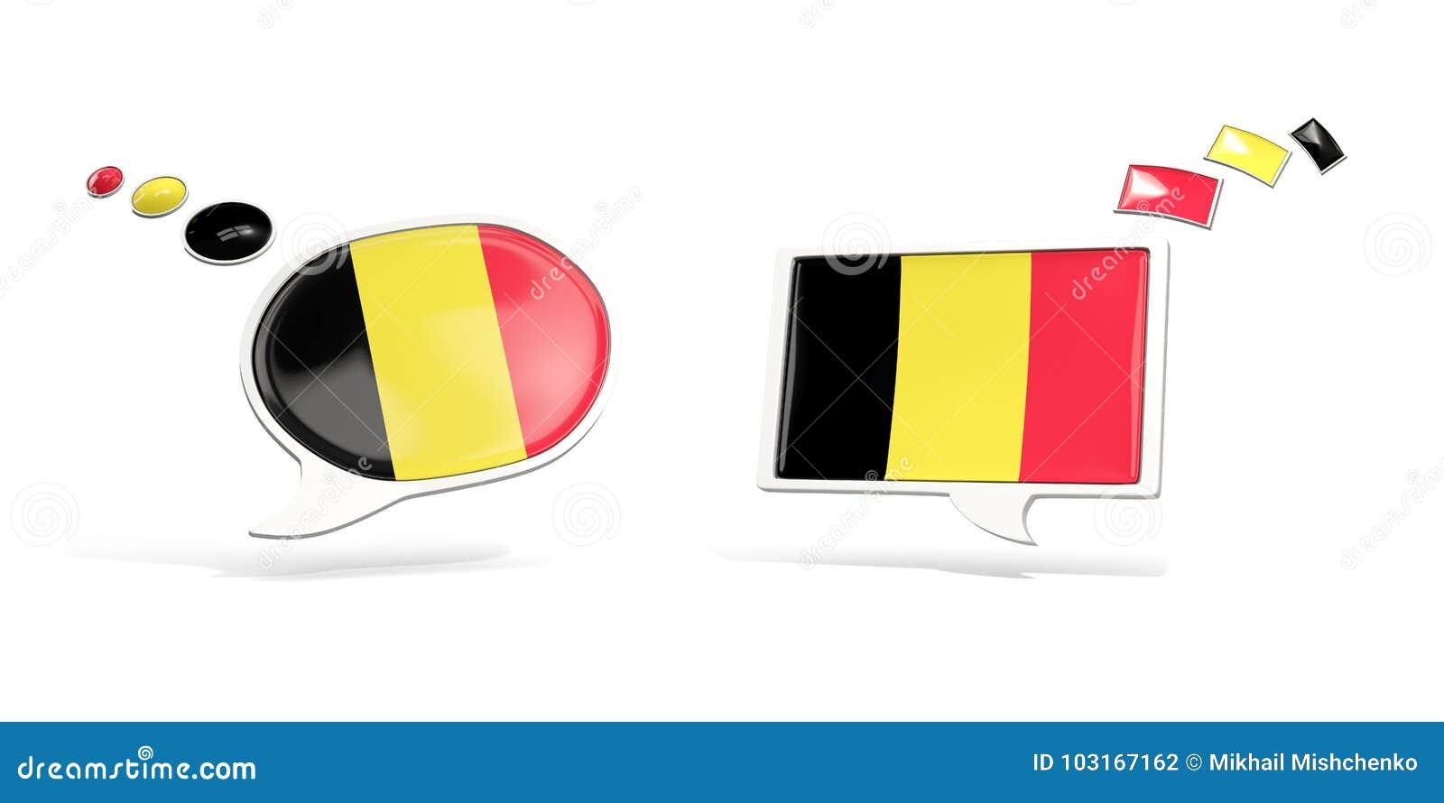 Chat belgium