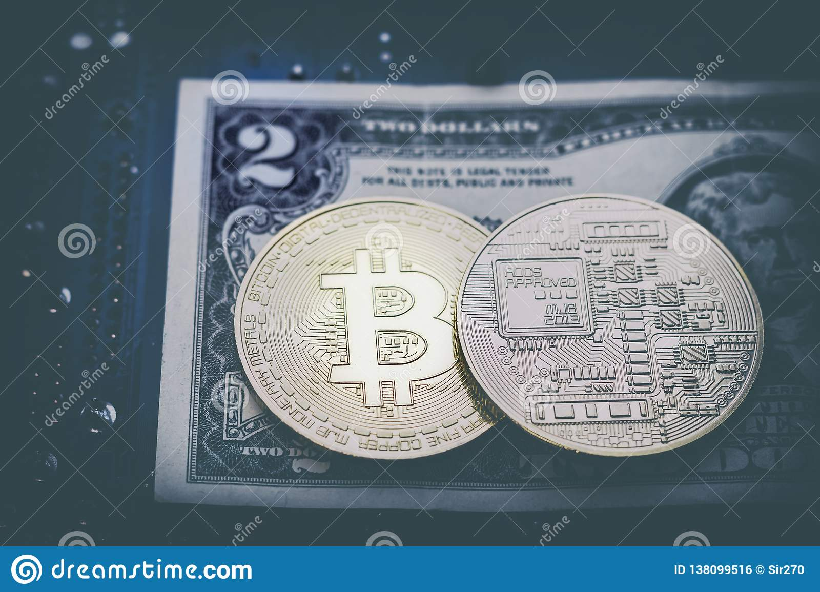 buck coin cryptocurrency