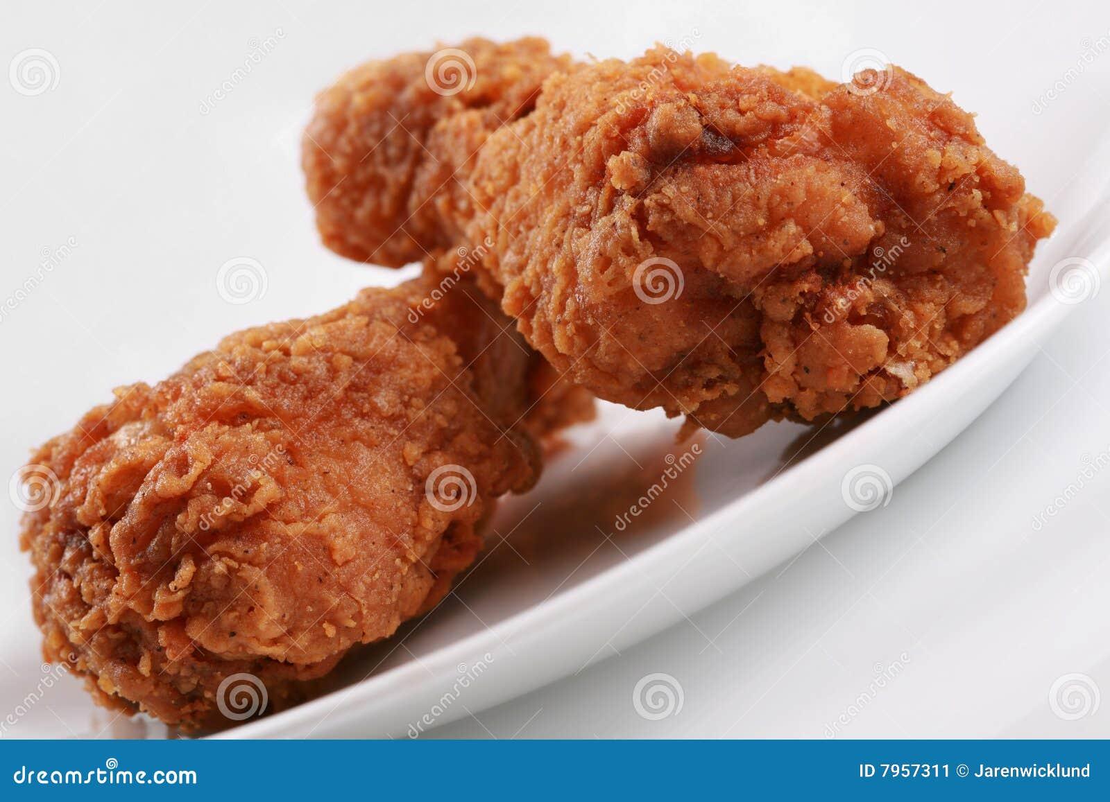 Chicken Drum Stick Two-crispy-fried-chicken- ...
