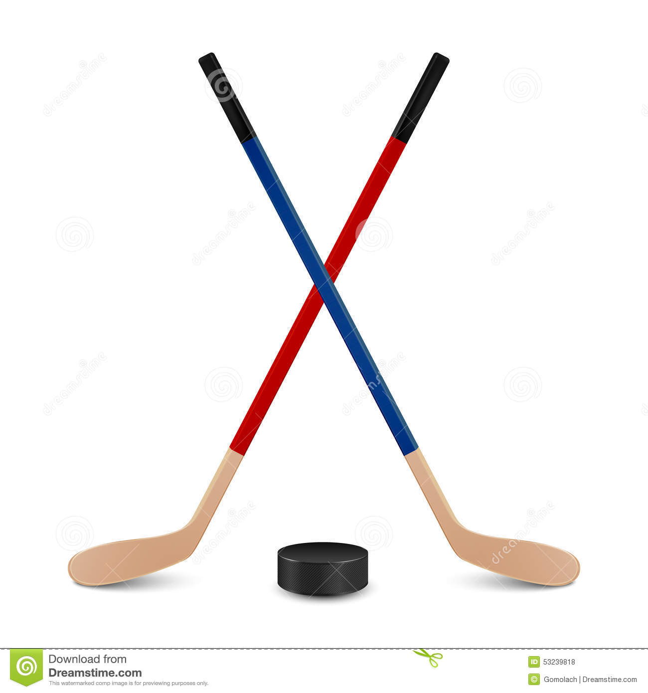 two crossed hockey sticks and puck vector hockey stick free ccm vector street hockey stick