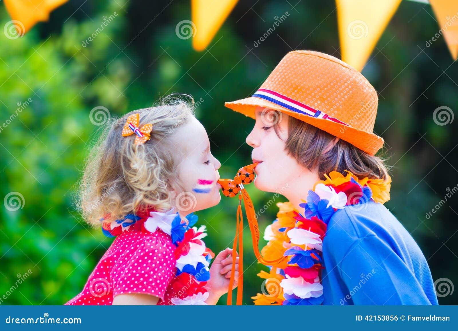 Фото детей из голландии