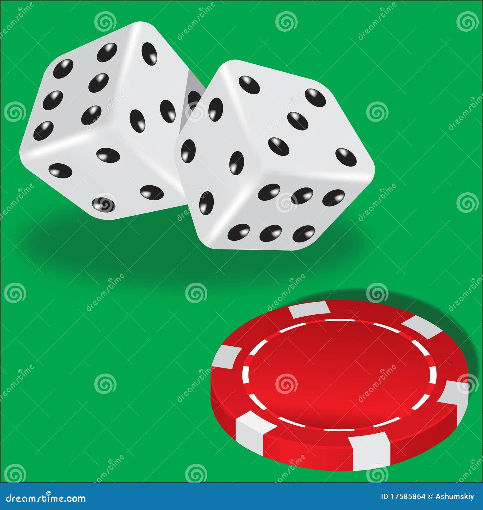 poker chips verteilung 2 spieler