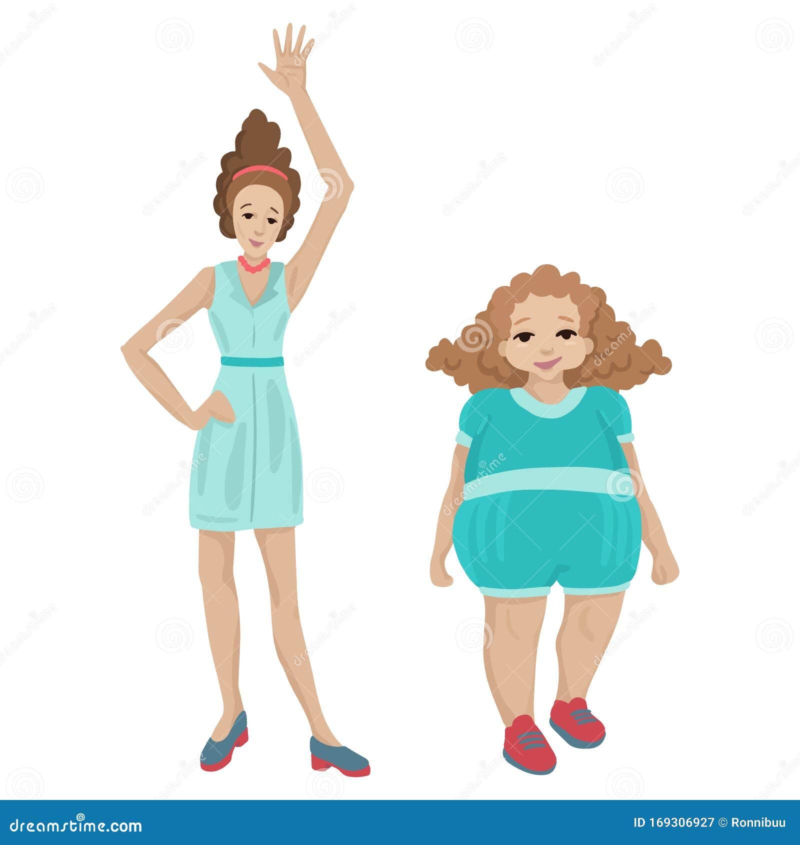 Fat women tall List of
