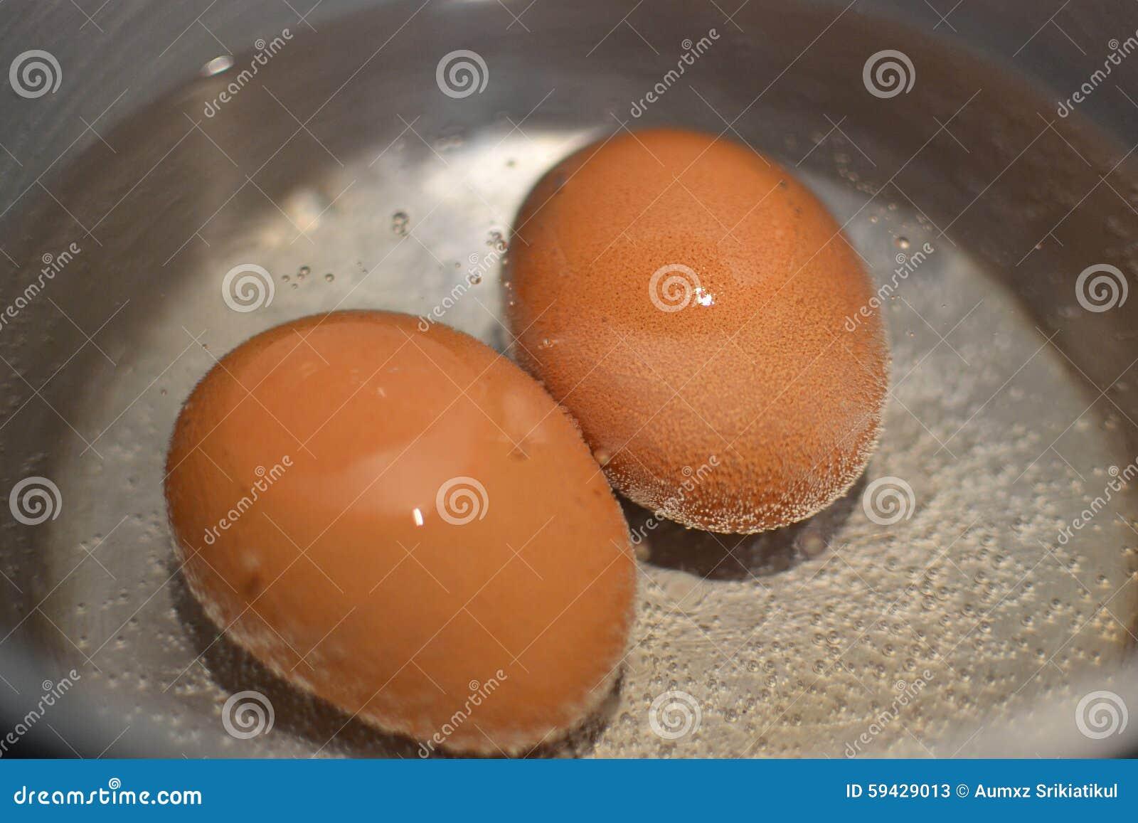 Two egg boil