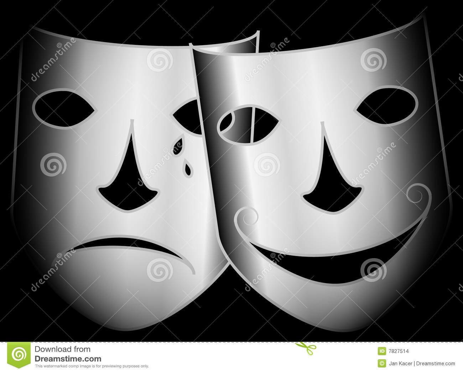 Happy and sad face masks happy and sad face tattoos - Happy Face Sad Mask Tattoo Page 5 Two Face 7827514