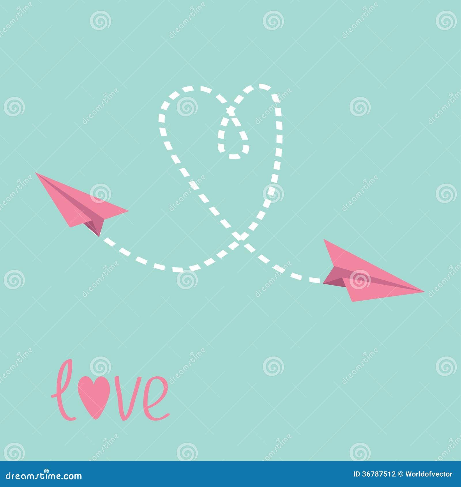 paper plane stock illustration - photo #40