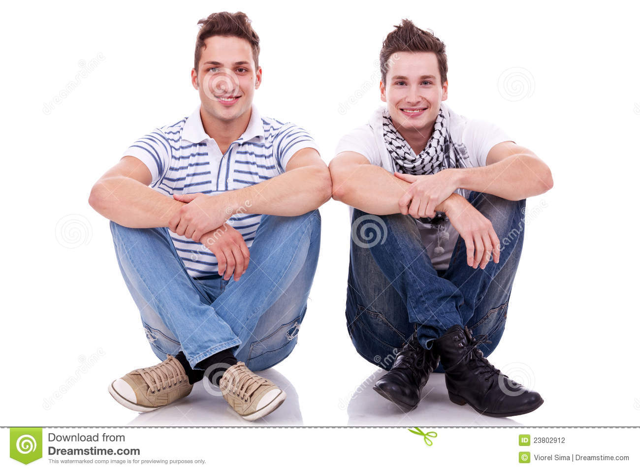 two friends sitting next to each other stock photo image of other