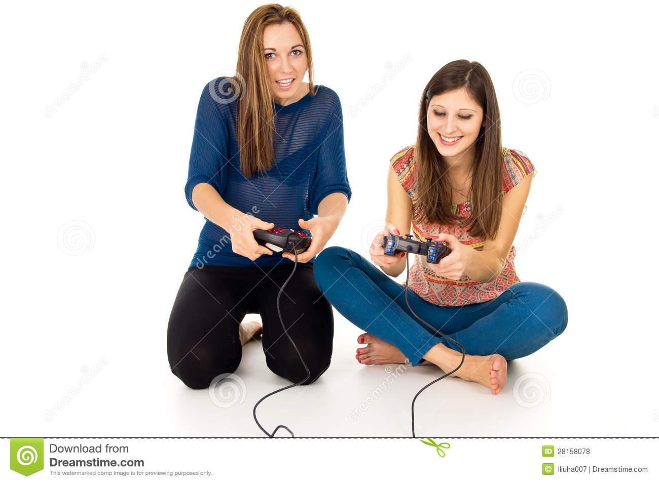 girls who play video games
