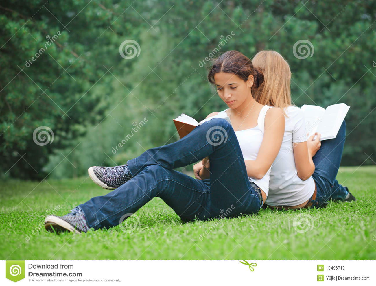 2 girls reading a dirty magazine - 2 9