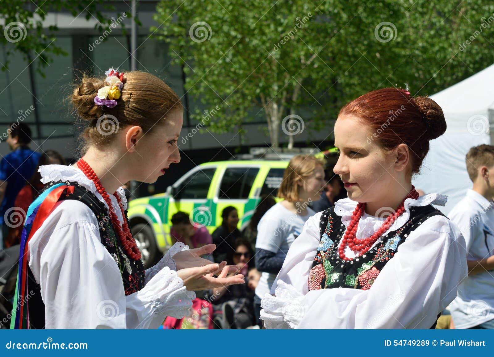 Polish girls in england