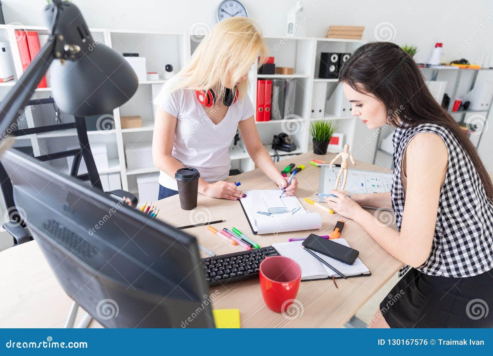 девушка модель клавиатуры для работы