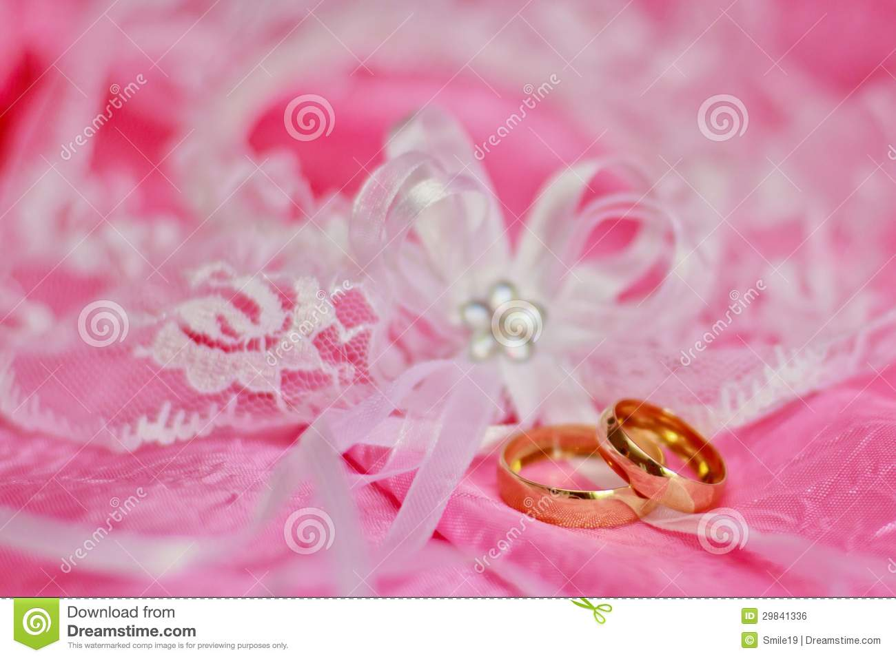 Weeding rings stock photo. Image of golden, holding, decoration ...