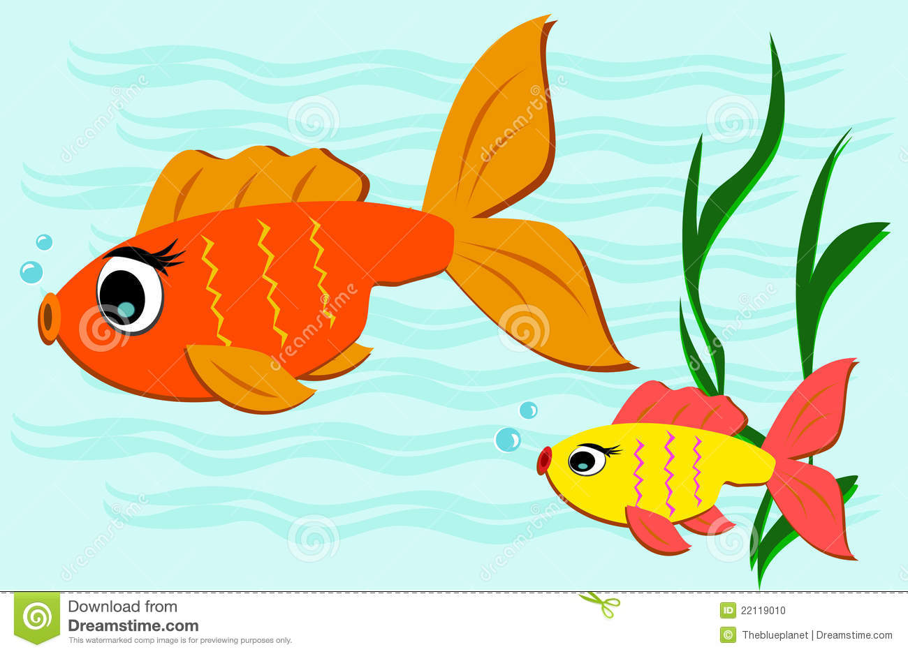 fish swimming in clip art animations n - HD 1300×937