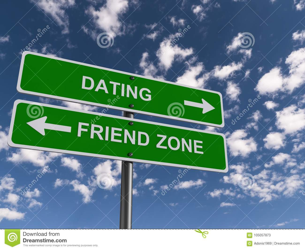 Zone dating