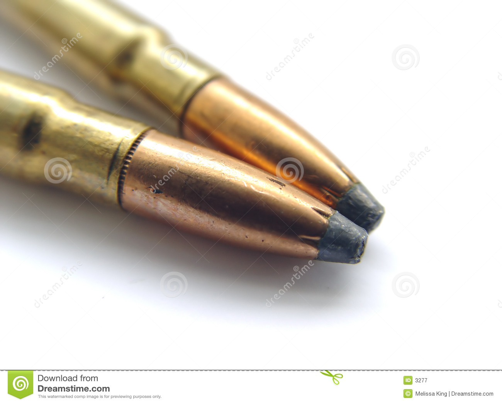 Two Gun Bullets