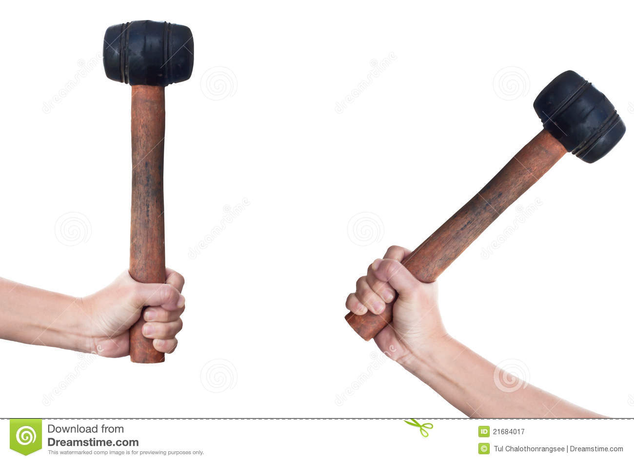Two hand hoding a hammer isolated stock image image of for Ohrensessel 2 hand