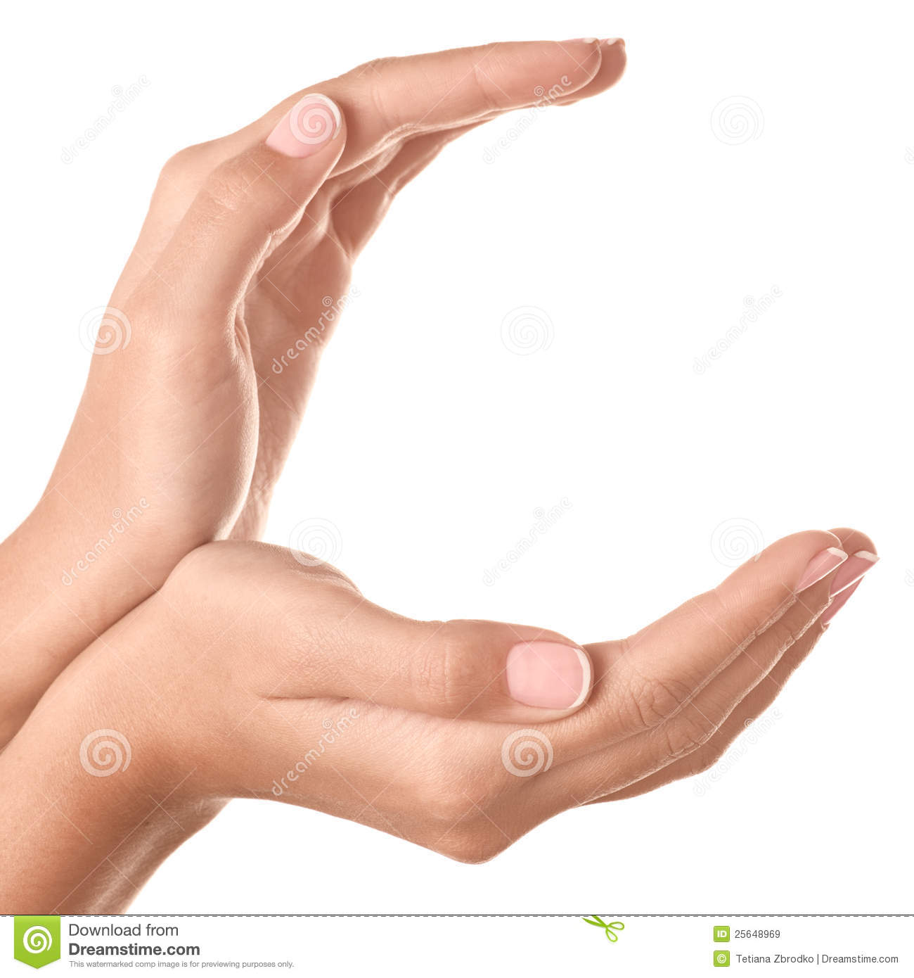 Two hands protecting royalty free stock images image for Ohrensessel 2 hand