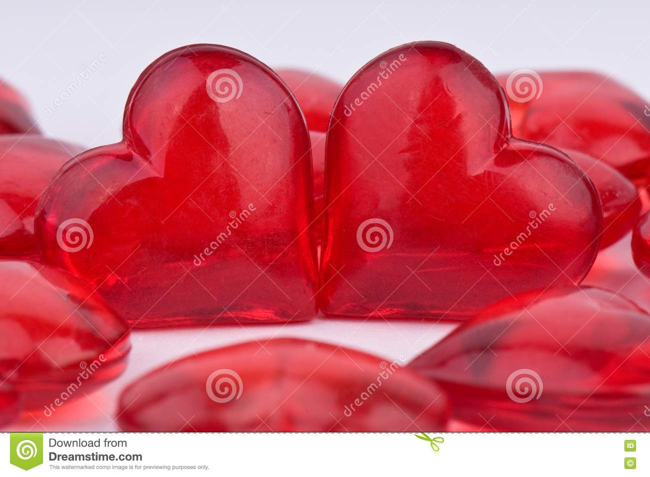 Two Hearts Together Royalty Free Stock Photos - Image ...