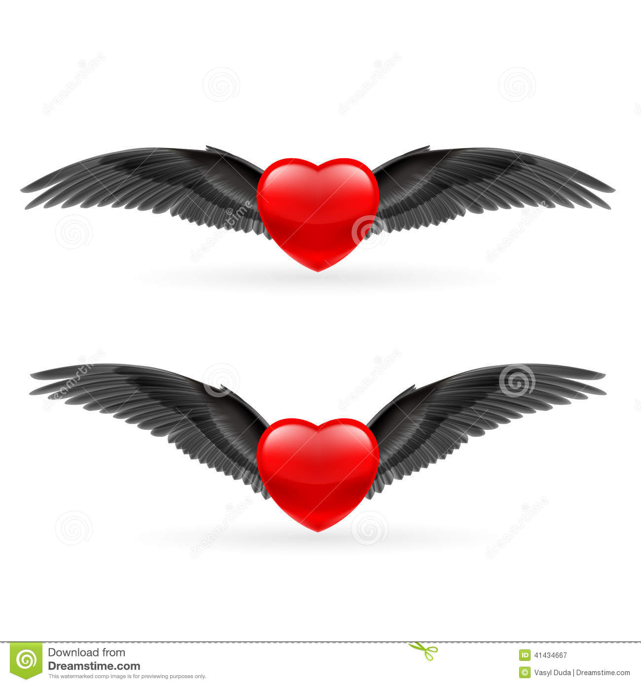Two Hearts and a Crow