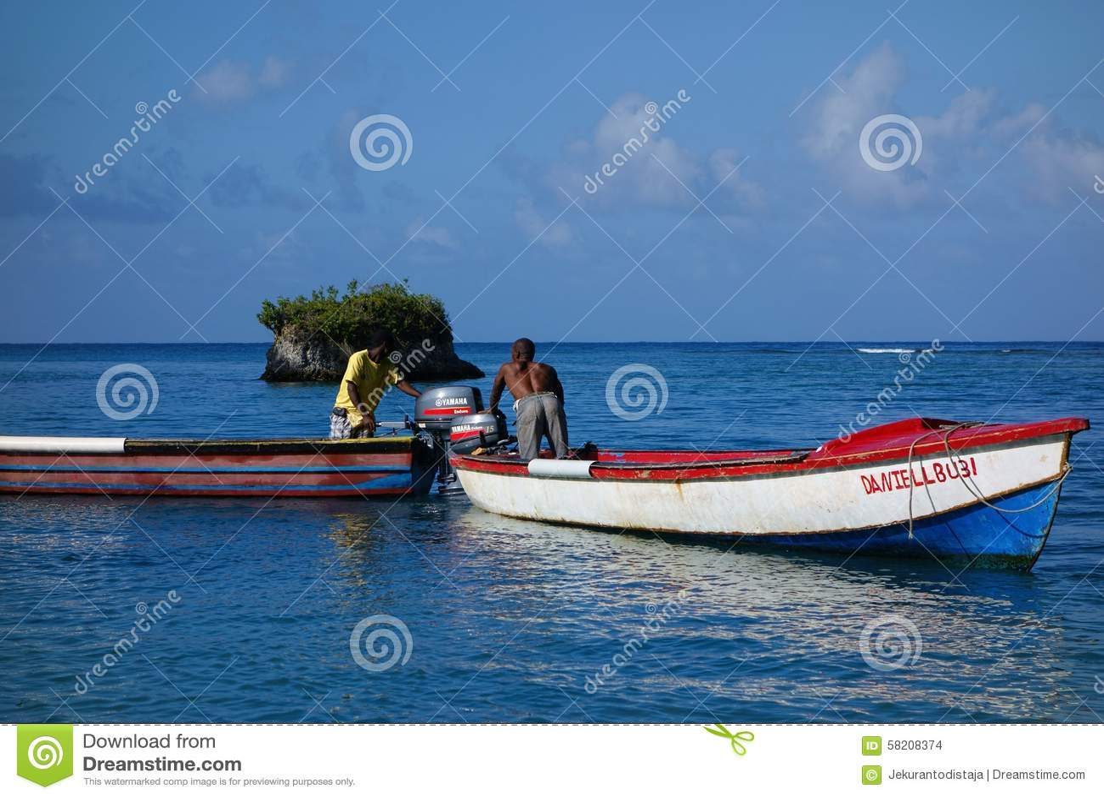 Image gallery jamaican fishermen for Jamaica fishing charters
