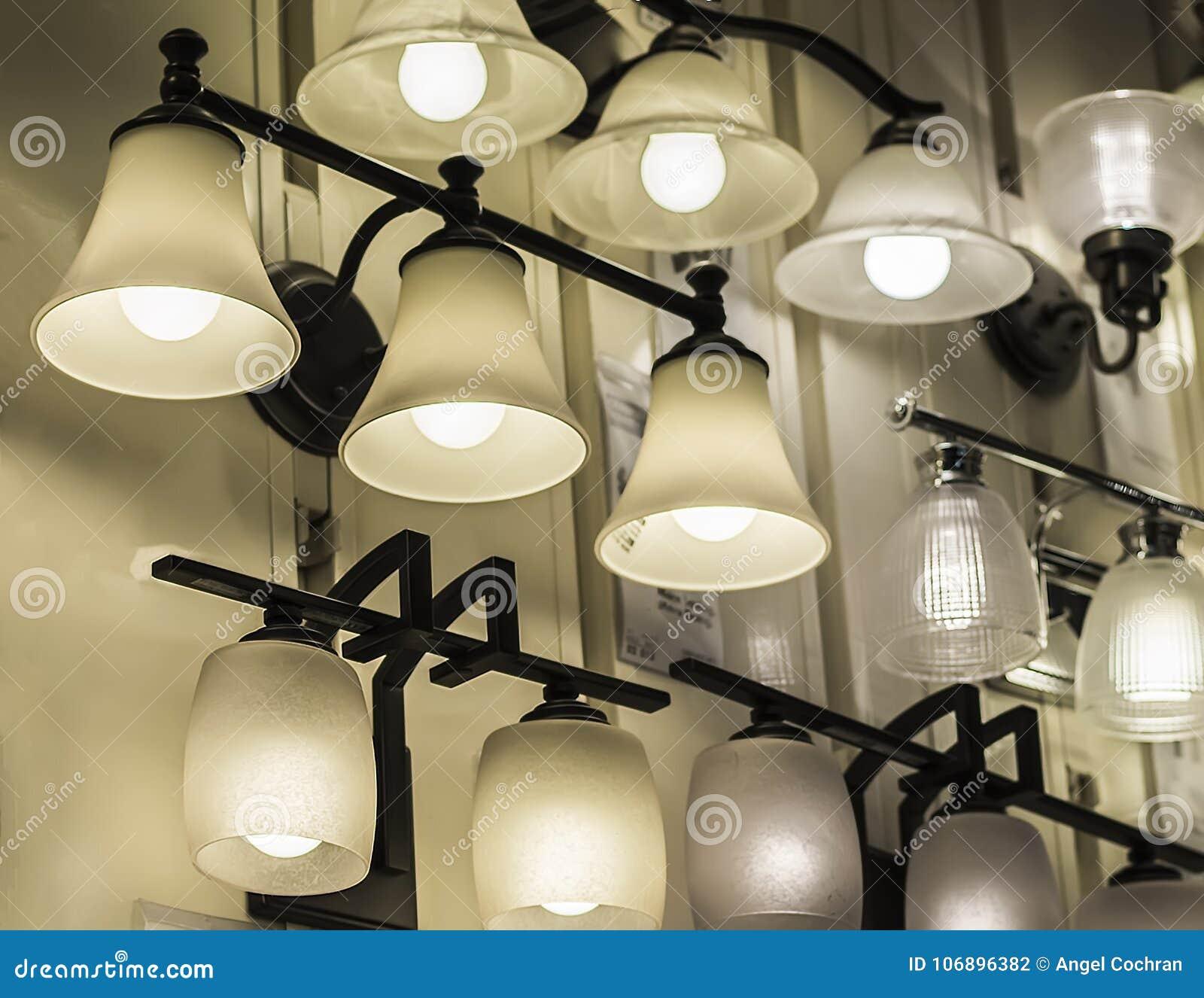 A shining light in the dark stock photo image of lightbulbs dark