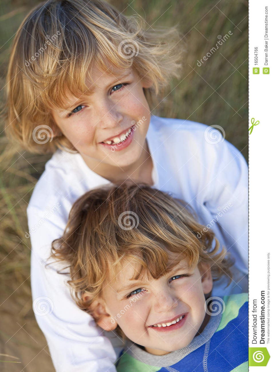 Two little boys brothers on a sunny beach stock photo image of two little boys brothers on a sunny beach stock photo image of sunny male 16504766 voltagebd