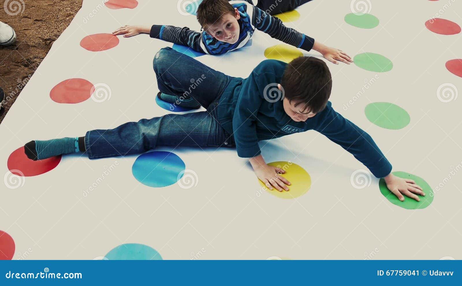 Twist games