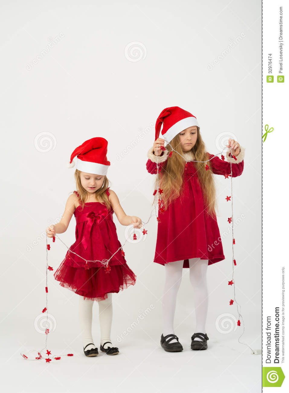 Girls santa dress cocktail dresses