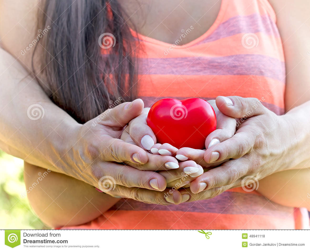 Two Lovers Valentine S Day Stock Photo Image Of Female