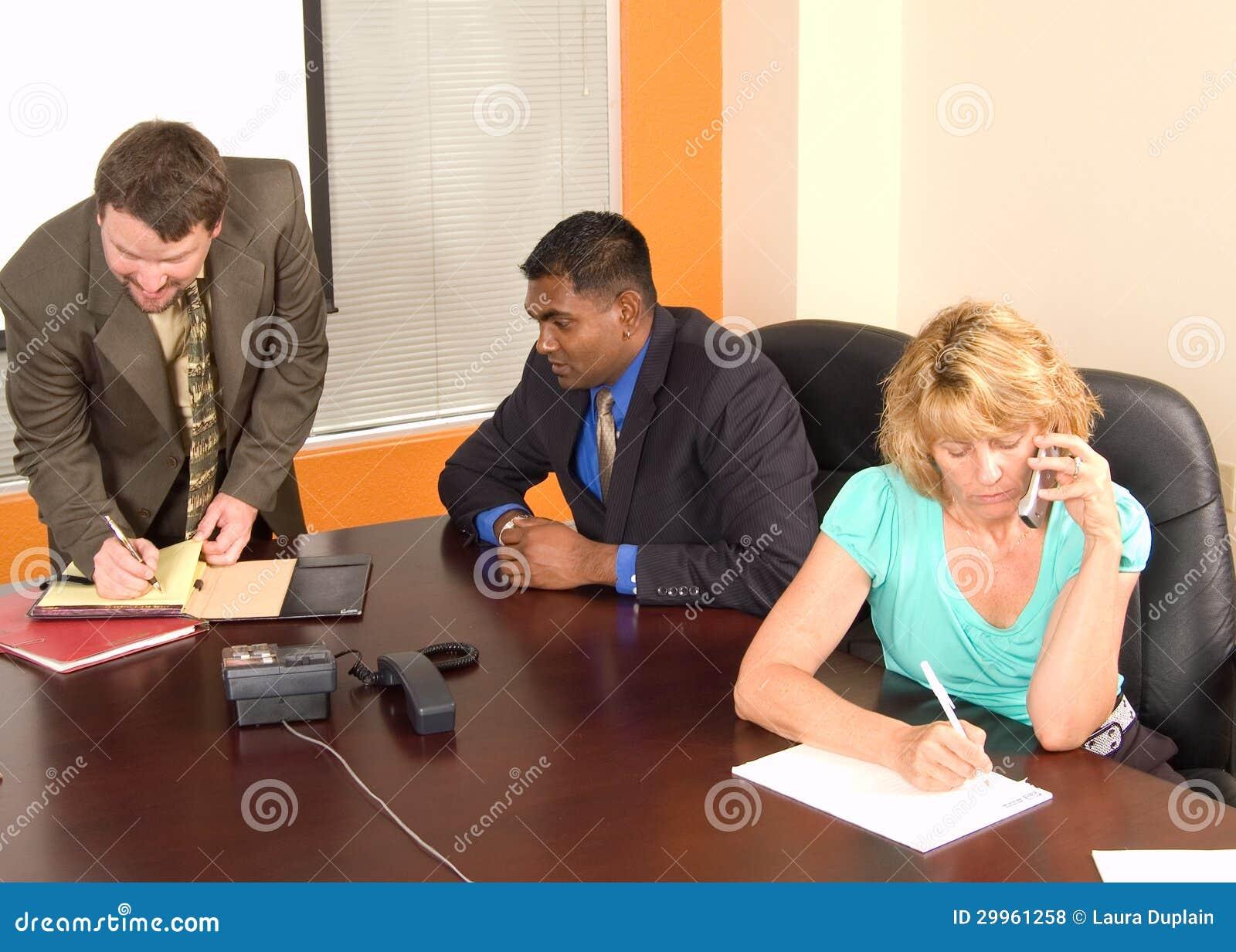 Slaa meeting format