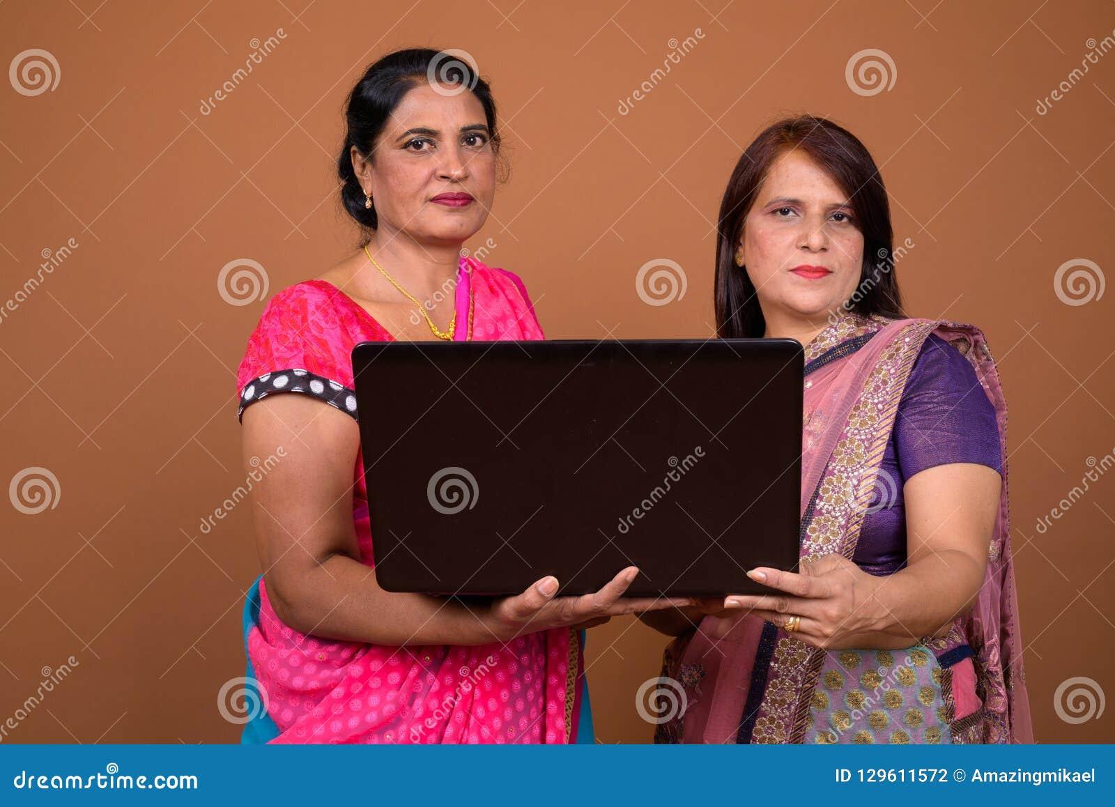 Tied Mature women