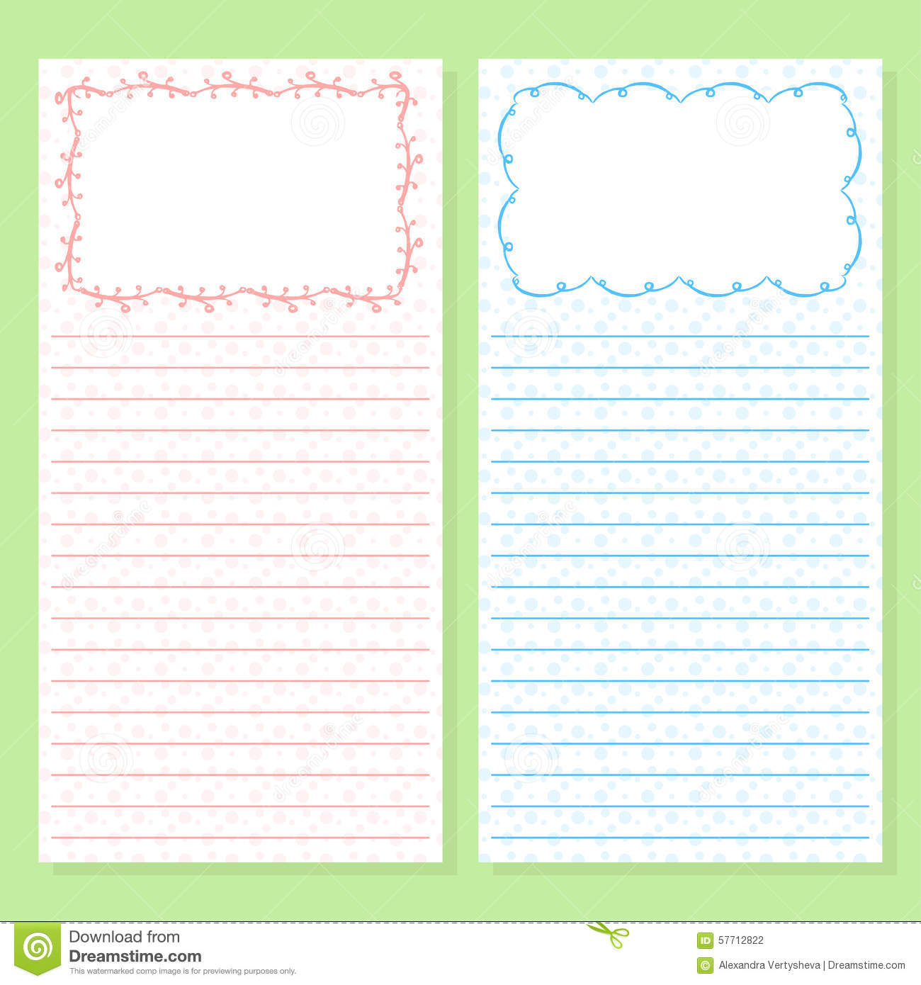 Doc Notepad Template Word notepad writing template 83 More – Notepad Template Word