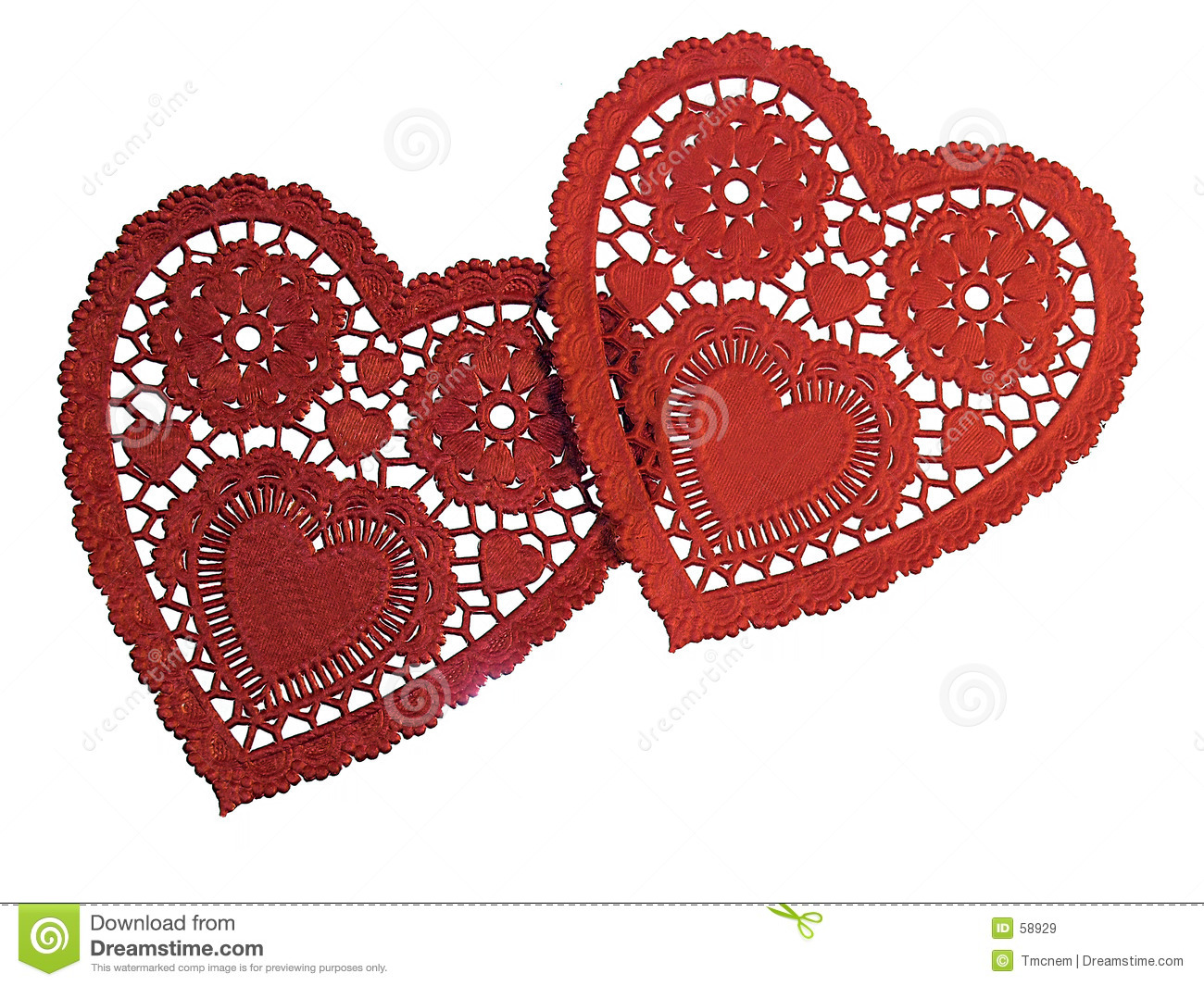 Two Paper Hearts