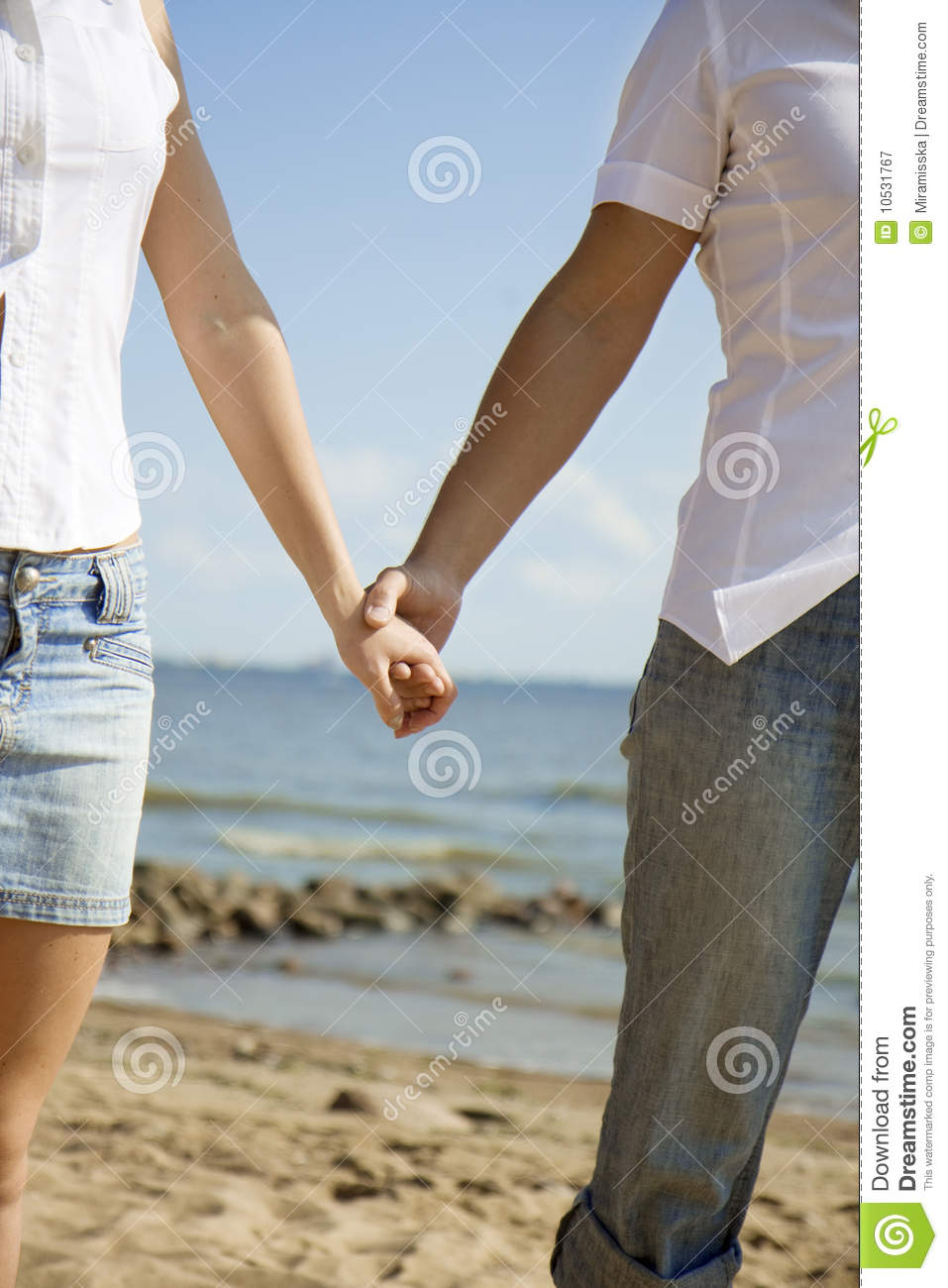 Two people in love stock image. Image of girl, cute - 10531767