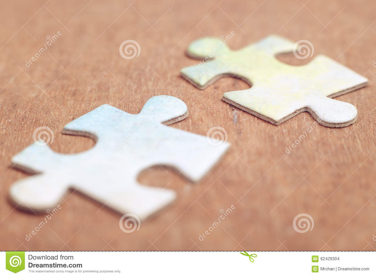 Two Pieces Of Puzzle
