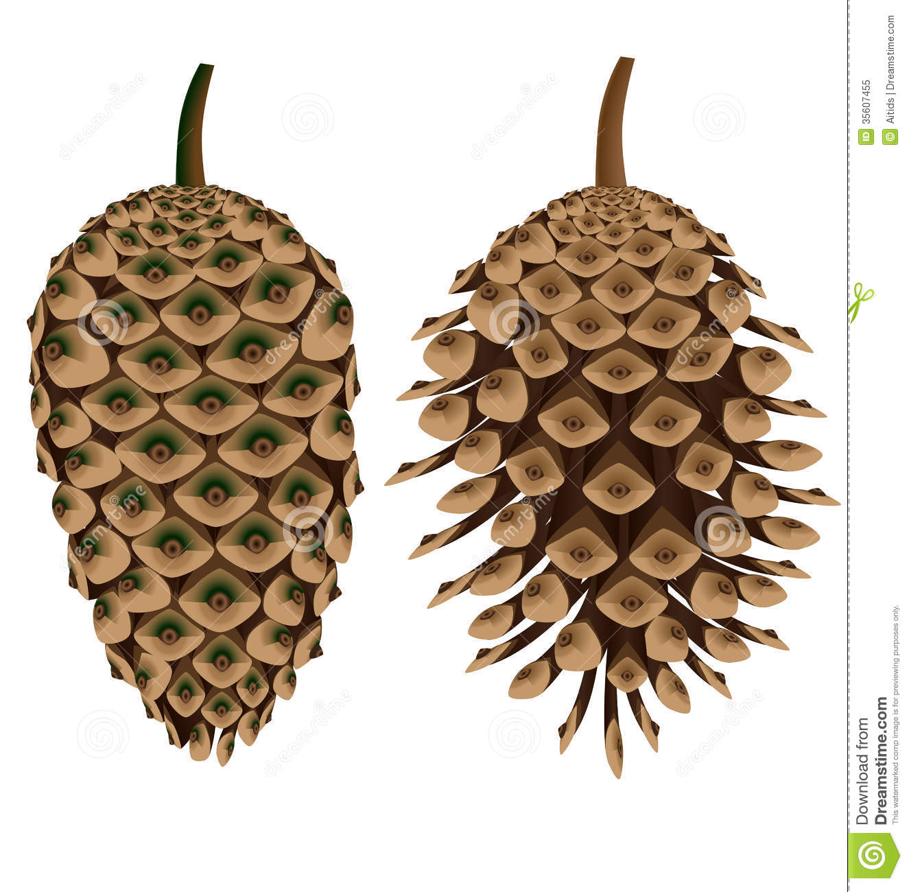 Craft Pine Cone Ornaments