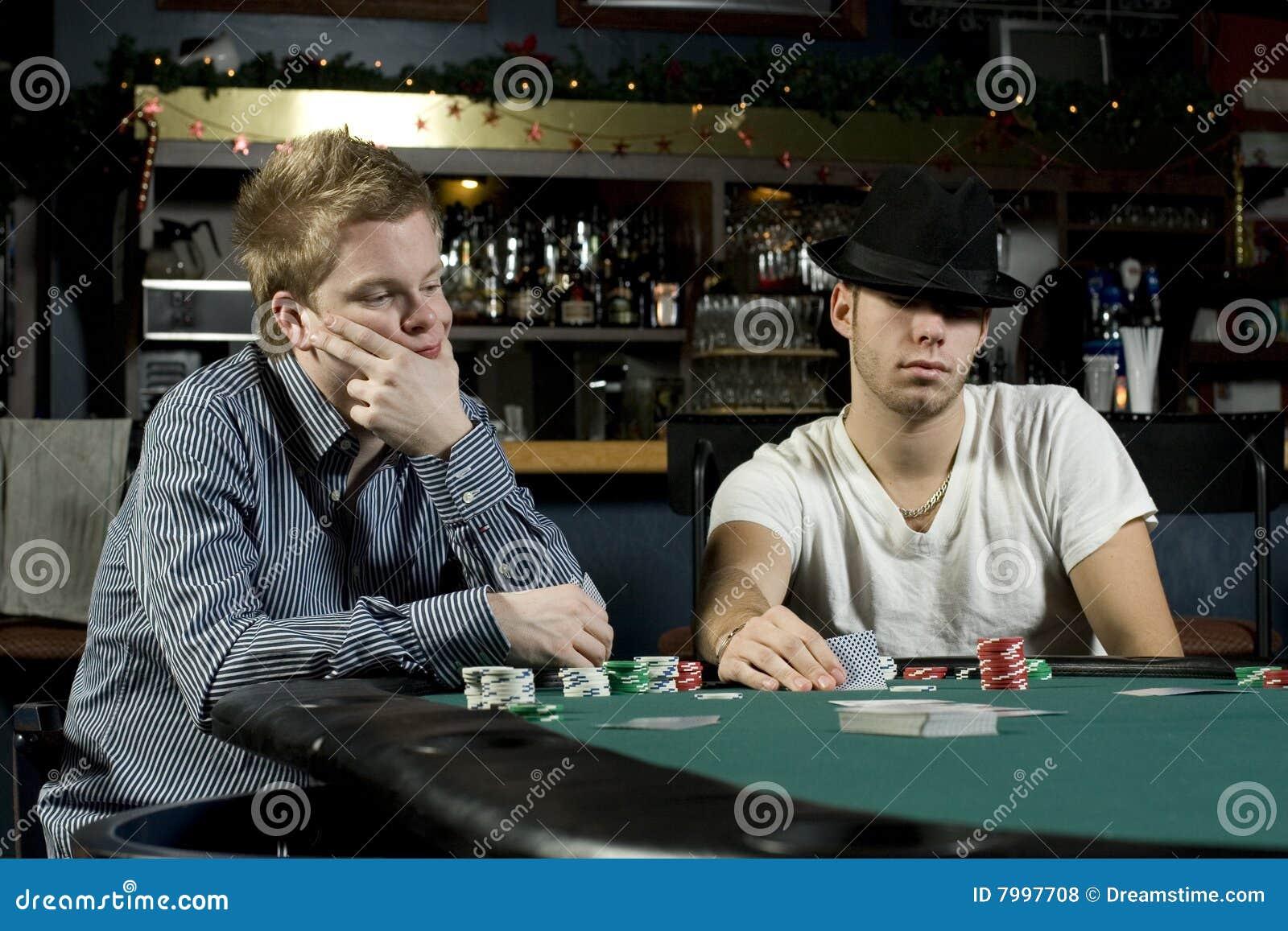 Schizophrenia poker