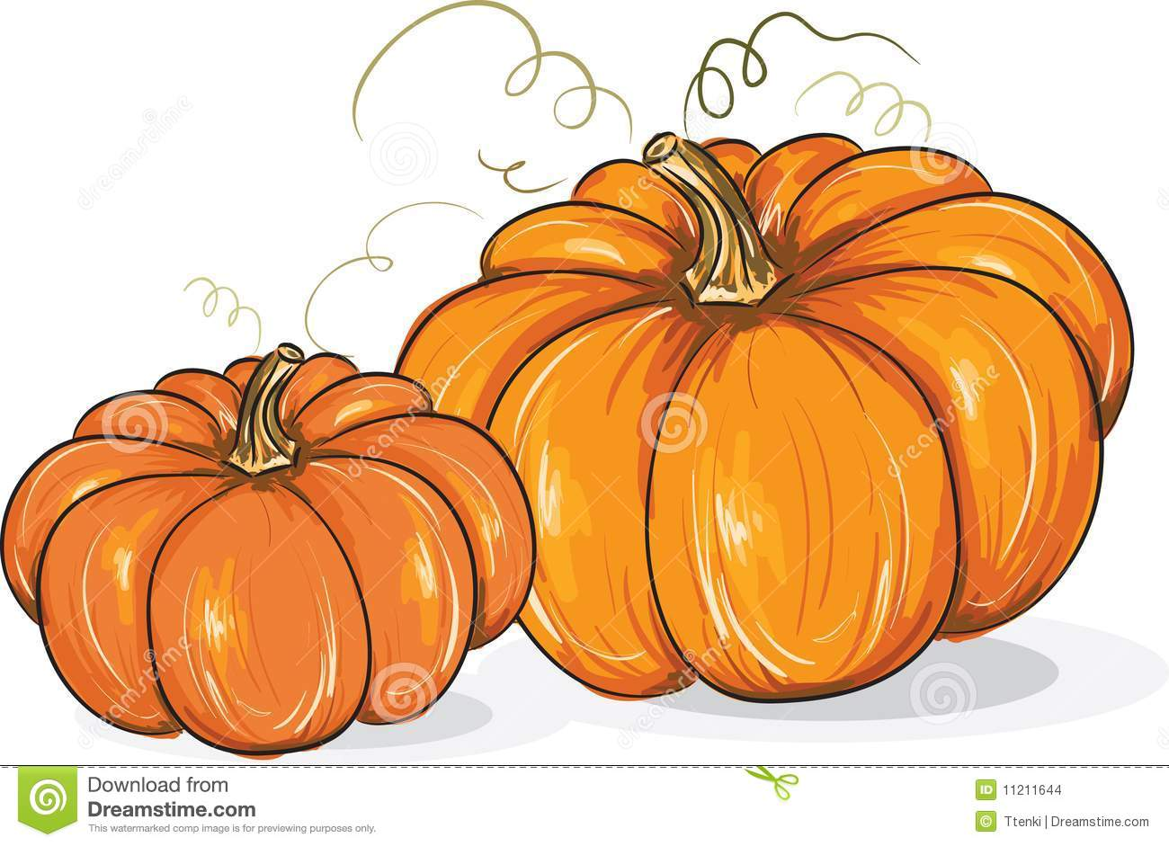 vintage pumpkin clip art - photo #50