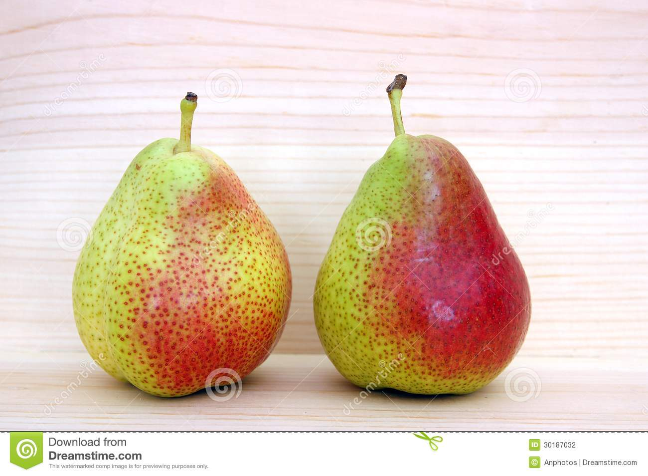 how to tell when bosc pears are ripe