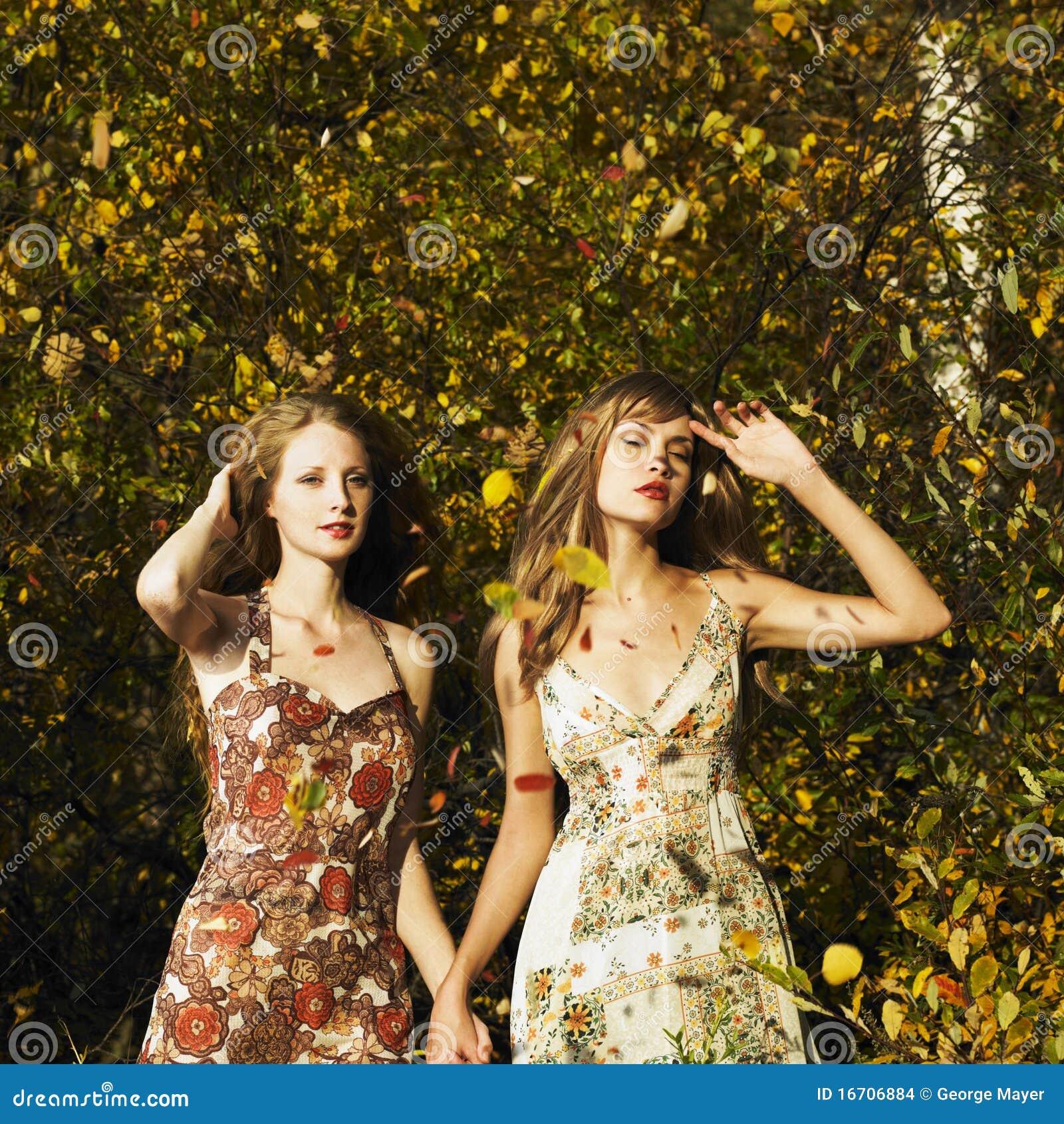 Фотосессия двух девушек фото 11 фотография