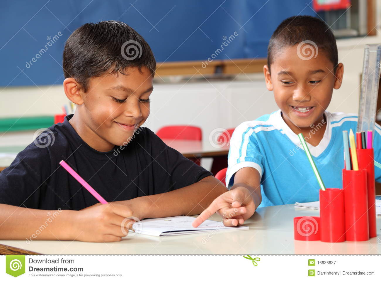 Students Helping Each Other Stock Photos, Images, & Pictures - 82 ...