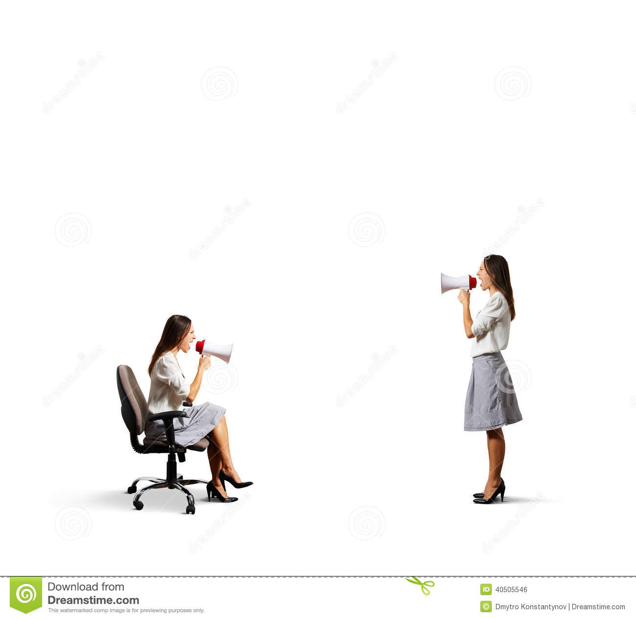 quarrel between two women A great way to improve your english conversation skills is to write your own conversations write a dialogue between two friends to improve english fluency.