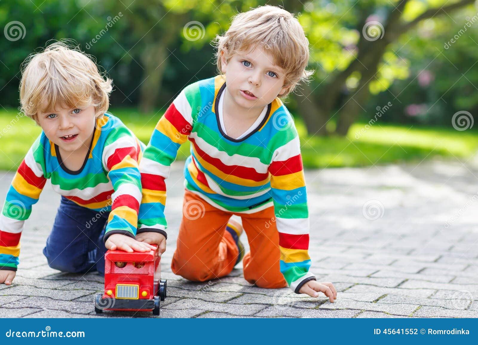 2 Boys Playing