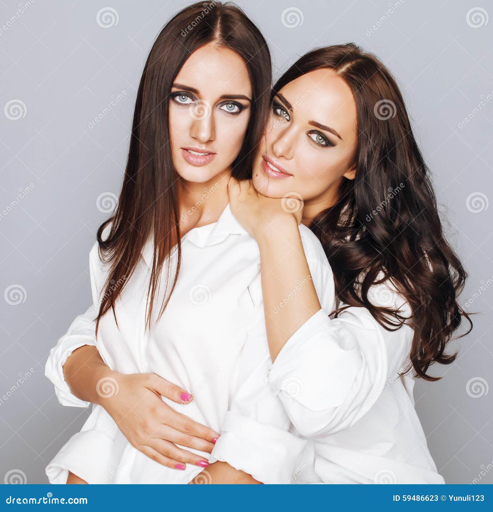 Filipino sisters posing at nudesapoppin 2012 4