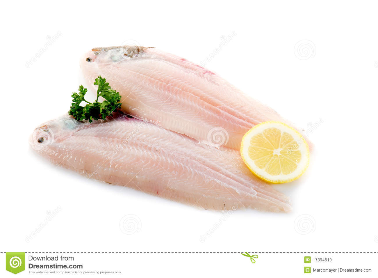Two sole fish ready to cook royalty free stock images for Sole fish nutrition